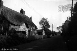 Great Bedwyn, Brook Street c.1955