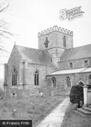 Great Bedwyn, Church 1950
