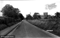 Great Bedwyn, Church Street c.1955