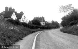 Great Bedwyn, Forest Hill c.1955