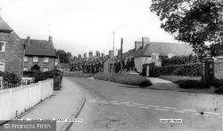 Great Bedwyn, High Street c.1955