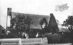Old Cottage 1898, Great Bentley