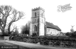 St Mary's Church 1892, Great Bentley