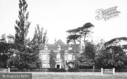 The Hall 1898, Great Bentley