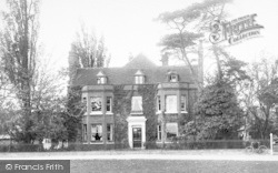 The Hall 1900, Great Bentley