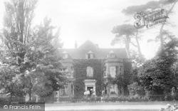 The Hall 1902, Great Bentley