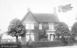 The Hollies 1902, Great Bentley