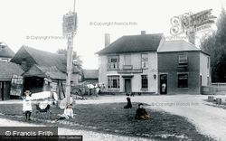 The Red Lion Inn 1902, Great Bentley