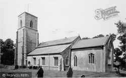 Great Bircham, Church Of St Mary The Virgin c.1965