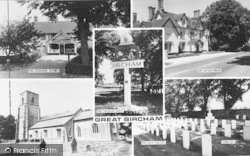 Great Bircham, Composite c.1965