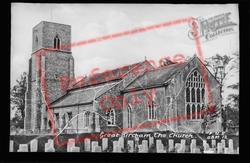 The Church c.1955, Great Bircham