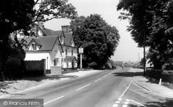 Great Bircham, The King's Head c.1965