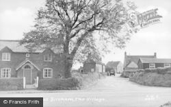 Great Bircham, The Village c.1955