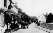 Great Bookham, Church Road 1904