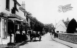 Great Bookham, Church Road 1904