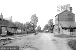 Great Bookham, Church Road 1906