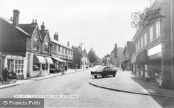 Great Bookham, Church Road c.1960