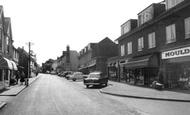 Great Bookham, Church Road c1965