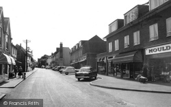 Great Bookham, Church Road c.1965