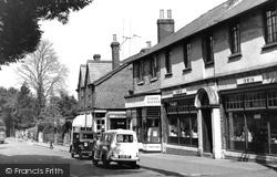 Great Bookham, Church Street 1957