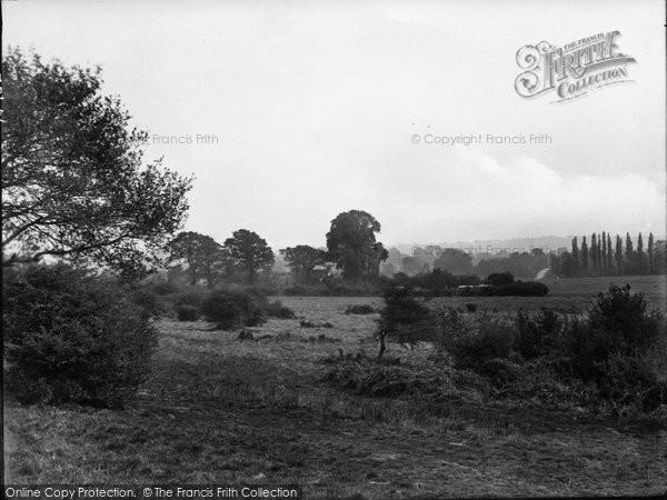Bookham, Common 1927