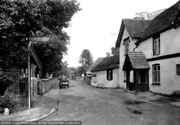 Bookham, Crown Corner 1924