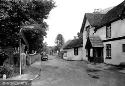 Great Bookham, Crown Corner 1924