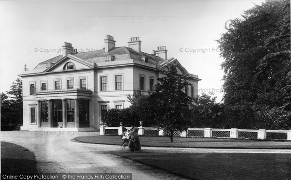 Photo of Great Bookham, Eastwick Park 1904