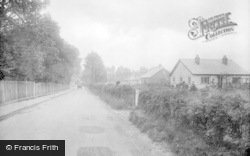 Great Bookham, Lower Road 1925