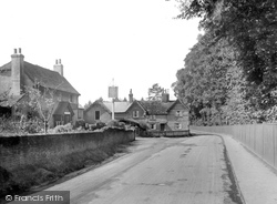 Great Bookham, Lower Road, Eastwick 1921