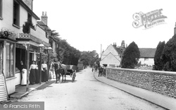 Great Bookham, Lower Street 1904