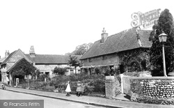 Great Bookham, Old Cottages 1921