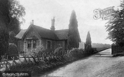 Great Bookham, Polesden Lacey Lodge 1906