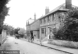 Great Bookham, Post Office 1904