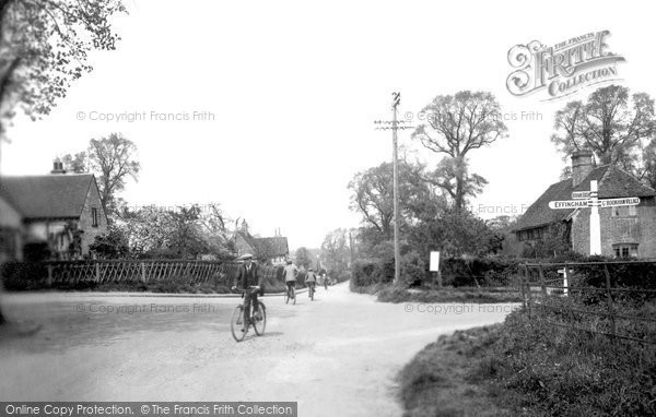 Bookham, Preston Cross 1925