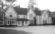 Great Bookham, School of Stitchery c1965