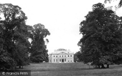 Great Bookham, Southey Hall 1924