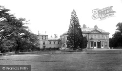 Great Bookham, Southey Hall School 1924