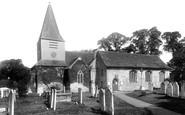 Great Bookham, Church 1906
