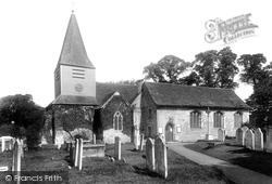 Great Bookham, St Nicolas Church 1906
