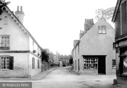 Great Bookham, Street 1906