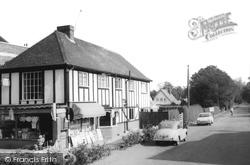 Great Bookham, The Corner c.1965