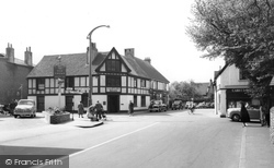 Great Bookham, The Cross Roads c.1960