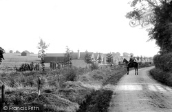 Great Bookham, The Kennels 1906