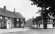 Great Bookham, the Old Crown c1955