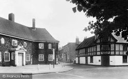 Great Bookham, The Old Crown c.1955