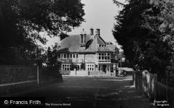 Great Bookham, The Victoria Hotel c.1955
