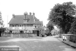 Great Bookham, Upper Street 1904