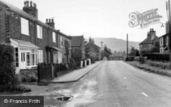 High Street c.1960, Great Broughton