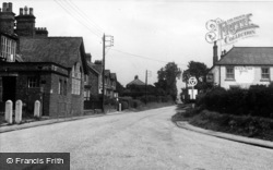 Great Broughton, Ingleby Road c.1955
